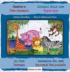 Zootiere - in 8 Sprachen
