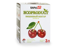 Нектар вишневый Ecoproduct, 3л