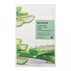 Mizon Joyful Time Essence Mask Aloe - Тканевая маска для лица с алоэ