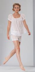 Пижама женская белая Celestine Vroni White