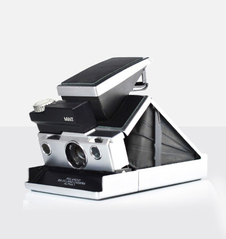 Polaroid SLR670m (by MiNT)