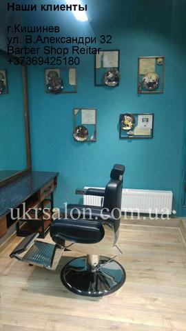 Фото 6 интерьера Barber Shop Reitar