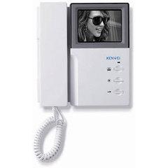 Видеодомофон черно-белый KENWEI  KW-4HPTN