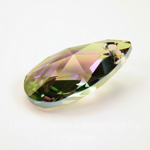 6106 Подвеска Сваровски Капля Crystal Paradise Shine (28 мм)
