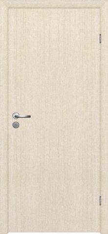 Дверь с притвором Olovi ДПГ, цвет беленый дуб, глухая
