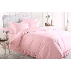 Постельное белье Gelin Home VENEDIK темно-розовый евро