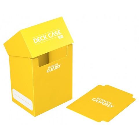 Ultimate Guard - Желтая коробочка на 80 карт