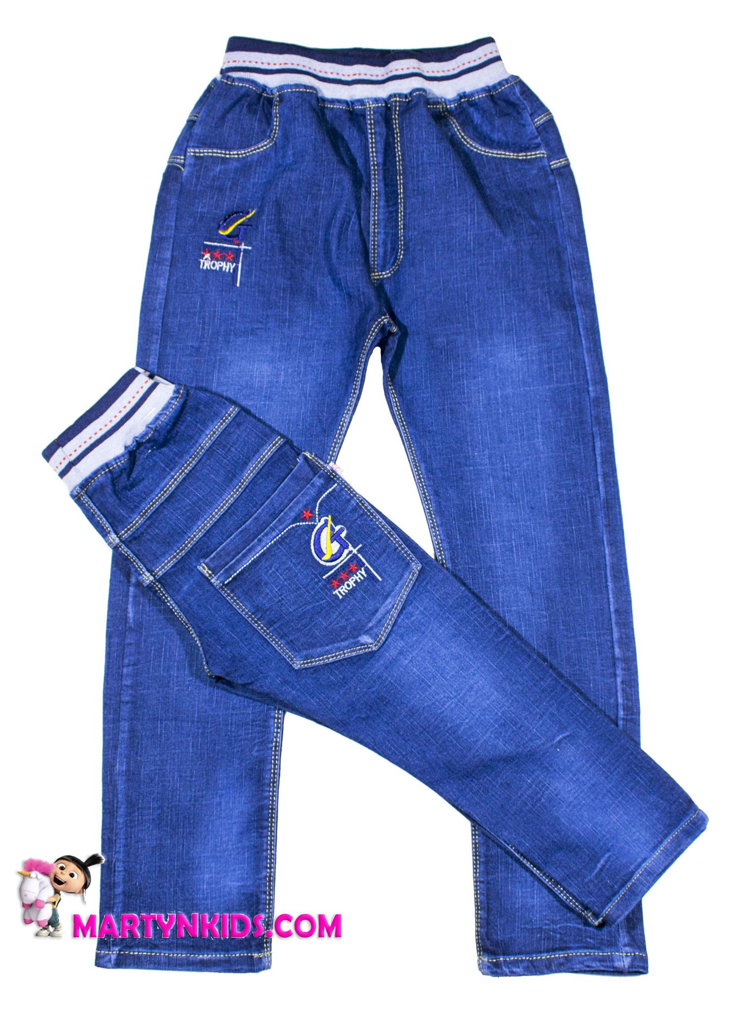 1235 джинсы Трофи