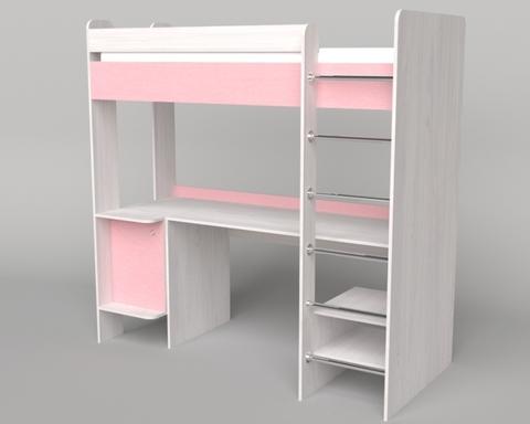 Кровать-стол ШИБУЯ-1 правая