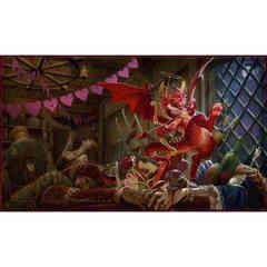 Dragon Shield: Коврик для игры Valentine Dragons 2020
