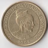 K6231, 2002, Дания, 20 крон