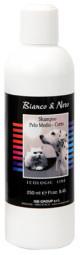 Груминг, уход за шерстью Шампунь для средней и короткой шерсти 250 мл, ISB Black&White 17060035.jpg