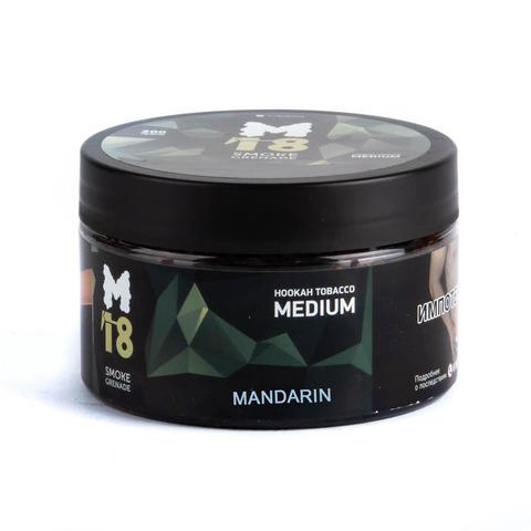 Табак M18 Medium Mandarin (Мандарин) 200 г