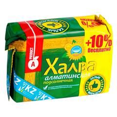 Халва «Алматинская» подсолнечная 0,325 кг.