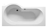 Ванна акриловая RIHO DORADO 170x75 L без гидромассажа