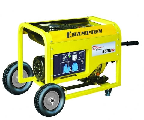 Дизельный генератор Champion DG6000E 5кВт