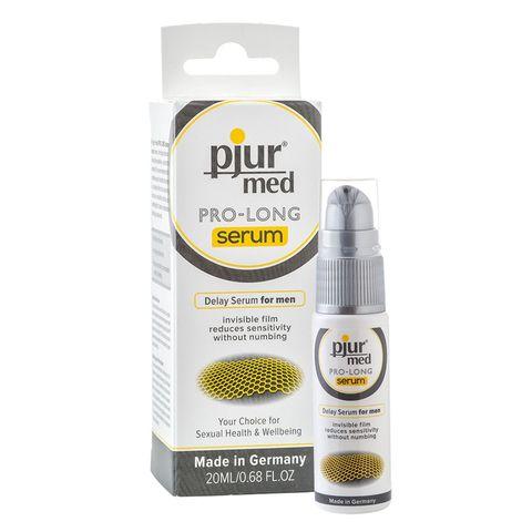 Концентрированная пролонгирующая сыворотка pjur MED Pro-long Serum  (20 мл)