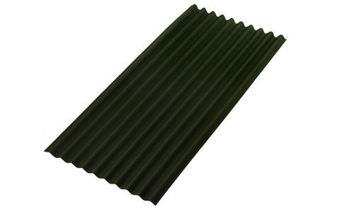 Ондулин Смарт зеленый 1950х950 мм