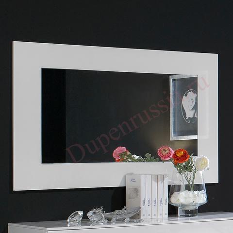 Зеркало DUPEN Е-96 белое