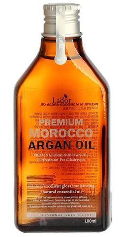 Аргановое масло для волос Premium Morocco Argan Oil Lador