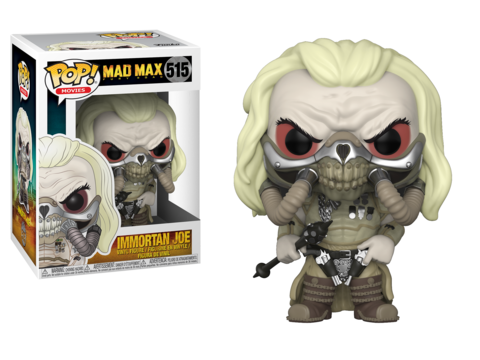 Immortan Joe Funko Pop! Vinyl Figure || Бессмертный Джо Mad Max