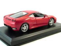 Ferrari F430 2004 red 1:43 Eaglemoss Ferrari Collection #50