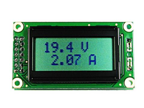 EK-SVAL0013PN-100V-I10A - цифровой вольтметр + амперметр постоянного тока