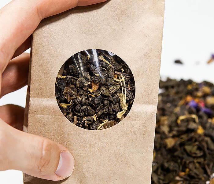 TEA-AR102 Фруктовый чай «Манговый Рай» (50 гр) фото 04