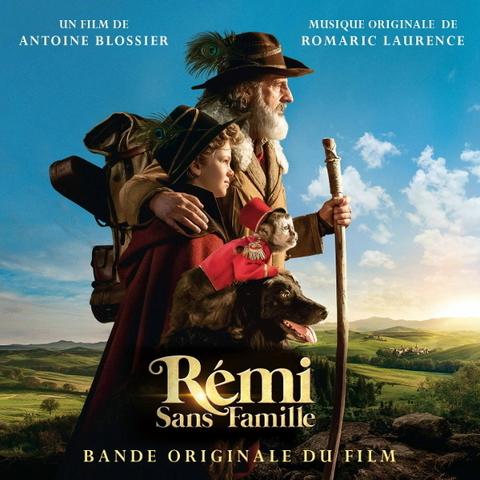 Soundtrack / Romaric Laurence: Remi Sans Famile (CD)