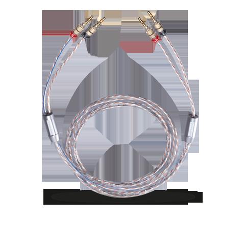 Oehlbach TwinMix Two 2x6mm 4m, кабель акустический
