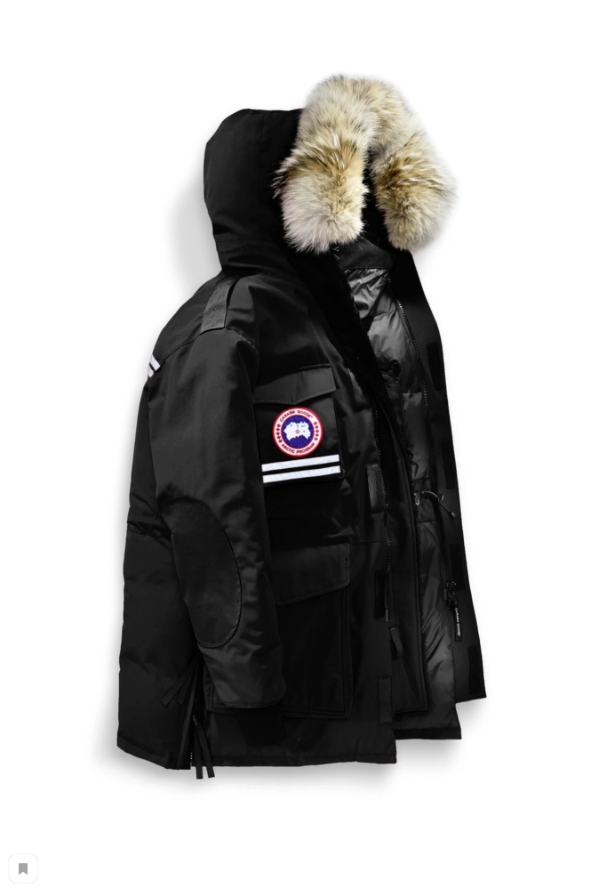 SNOW MANTRA PARKA MEN'S BLACK 3829