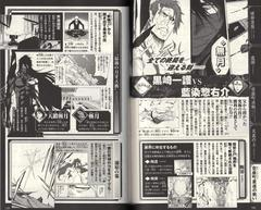 BLEACH Official Character Book Unmasked