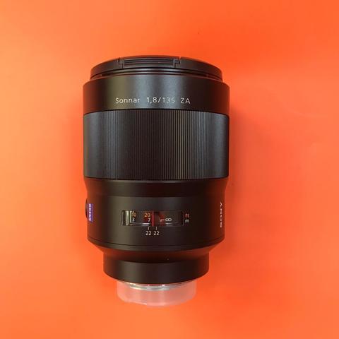 Объектив Sony 135mm F1.8  SAL135F18Z без коробки  Комиссия