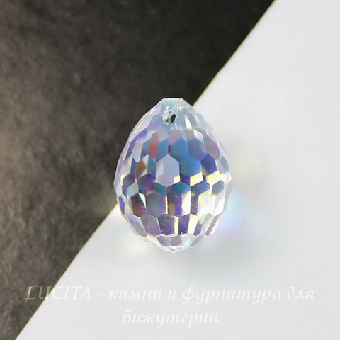 6002 Подвеска Сваровски Ball Pendant Crystal AB (10х7 мм)