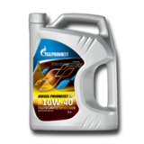 Gazpromneft Diesel Prioritet 10W-40 - Полусинтетическое моторное масло (5л)