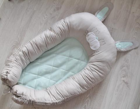 Babynest - Кокон для младенцев, Зайка