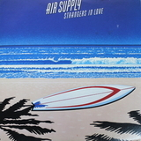 Air Supply / Strangers In Love (LP)
