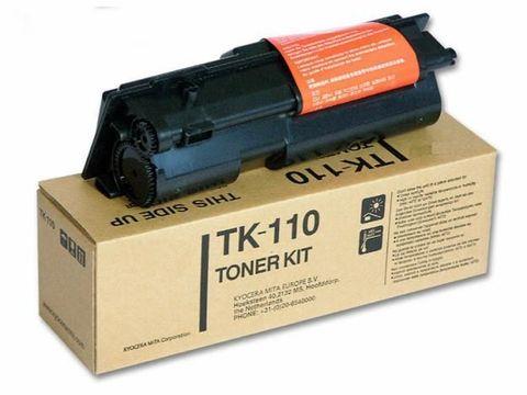 Kyocera TK-110e - Тонер-картридж для принтеров Kyocera FS-720, FS-820, FS-920, FS-1016MFP, FS-1116MFP. Ресурс 2000 страниц.