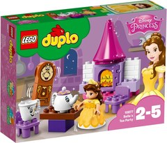 DUPLO Princess TM Чаепитие у Белль