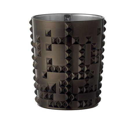 PUNK - Стакан, 348 мл, хрустальное стекло, серый
