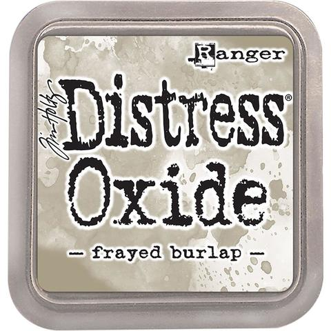 Подушечка Distress OXIDE  -Ranger - Frayed Burlap