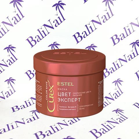 Маска для окрашенных волос CUREX COLOR SAVE