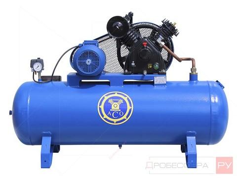 Поршневой компрессор АСО С415М2