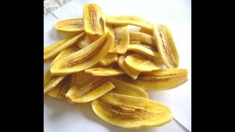 Банан Половинки, 350 г