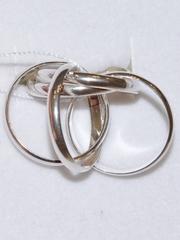 Тринити 5 (кольцо из серебра)