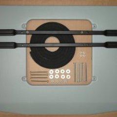 Установочный комплект для MERCEDES ACTROS MP4