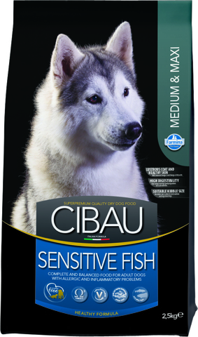 Farmina Cibau Sensitive Fish Medium/Maxi