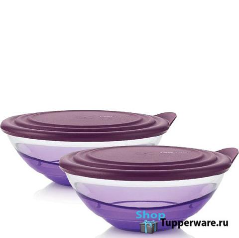 чаша Элегантность600мл - 2штуки Tupperware