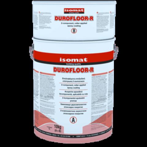 Isomat Durofloor R/Изомат Дюрофлор Р двухкомпонентное окрасочное эпоксидное покрытие