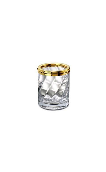 Стаканы для пасты Стакан малый 91801O Salomonic Spiral Gold от Windisch stakan-malyy-91801o-salomonic-spiral-gold-ot-windisch-ispaniya.jpg